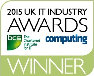 Infrastructure Innovation of the Year Winner of the 2015 UK IT Industry Award for Infrastructure Innovation of the Year. The awards focus on the contribution of individuals, projects, organizations and technologies that have excelled in the use, development and deployment of IT in the past 12 months. The Infrastructure Innovation of the Year award is given to innovative new products or services that have delivered measurable benefit for customers. Zynstra was up against nine other companies.