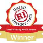 Retail Insider 'Transforming Retail Awards 2019' Winner