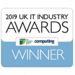2019 UK IT Industry Awards Winner