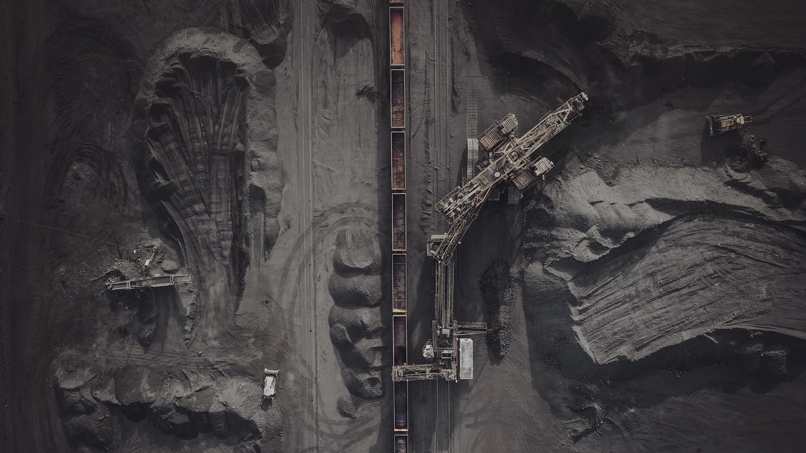 Inmarsat mine drone shot